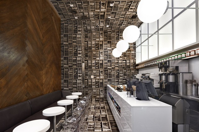 Great Interior Design Ideas for Cafes with Small Spaces